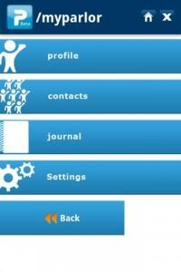 Parlor.fm app review
