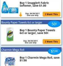 Make Money Grocery Shopping with SavingStar Grocery eCoupons
