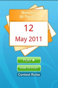 Question Of The Day app review