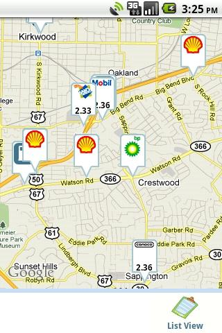 Diesel Gas Station Near Me >> Find the Best Gas Prices with GasBuddy | Android Apps Review
