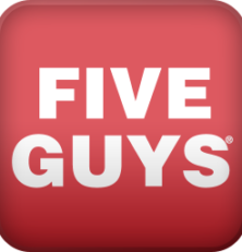 Five Guys Burgers And Fries – Order Up!