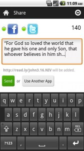 YouVersion Android app review