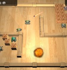 Tank Hero brings Mechanized Combat to the Android