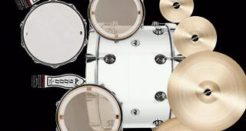 Bang A Drum All Day With Drum Set