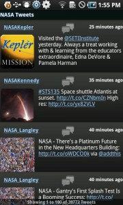 NASA App Android app review