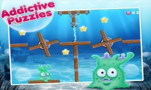 Alien Fishtank Frenzy Android Apps Review