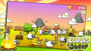 Clouds & Sheep Android App Review