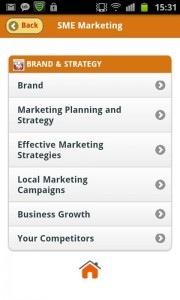 SME Marketing for Android