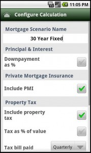 Mortgage Calculator Android App Review