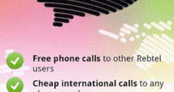 Rebtel: Free and Cheap Calls on Android