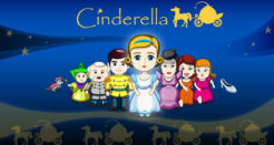 Storybook fun with Cinderella – 3D Pop Up Fairytale