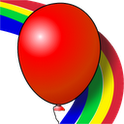 Kids Balloons Rainbow: High Flying Color Fun!