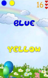 Kids Balloons Rainbow Android App Review