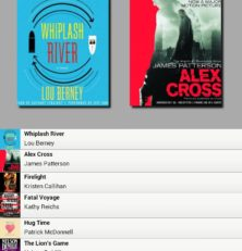 Listen to the Latest Bestsellers with Audiobooks for Android