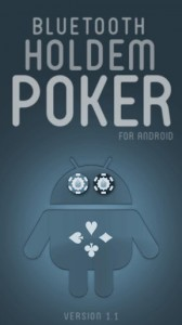 Bluetooth Holdem Poker FREE Android Apps Review