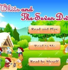 Reading Equals Fun with the Snow White Interactive Story