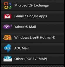 Emoze Secure Push Mail: Multiple Email Access All in One