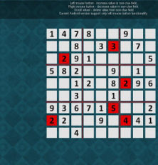 Free Sudoku Lands on Android