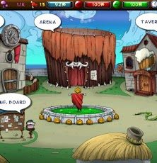 Angry Heroes Online: a Hilarious MMORPG