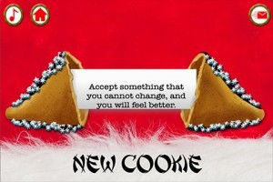 Christmas Fortune Cookies Android App Review