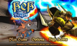 Pep the Dragon Android Apps Review
