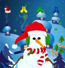 Build a Snowman That Never Melts with A Snowman Maker