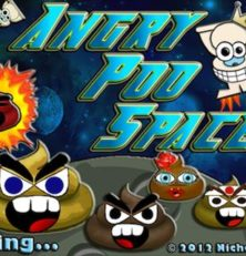 Angry Poo Space: A Stellar Trip Into Hilarity