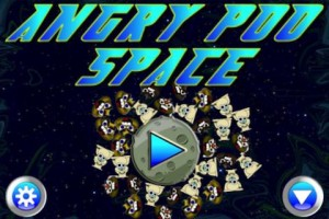Angry Poo Space for Android