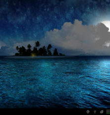 Island Live Wallpaper: I Want to Go to There (In a Wallpaper)