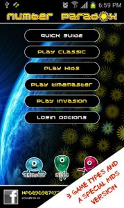 Number Paradox Android Apps Review