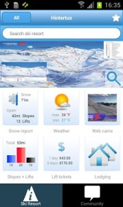 Ski the World for Android