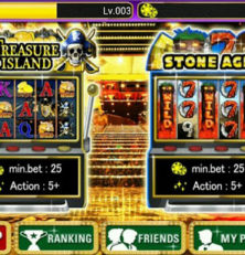 Slots Social Casino: Pull the Lever, Pull in Some New Friends