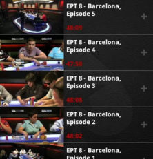 PokerStars TV: The Tour Is Waiting!