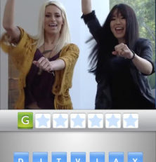 Action! Video Charades: Three Words, Move Title, Go!