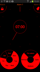 SpaceAlarm for Android