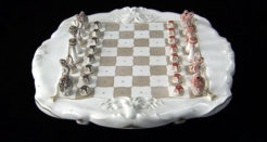 Have a Historical and Artistic Checkmate with ChessSetArt