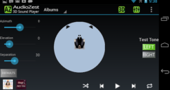 AudioZest 3D Music Rocks Out on Android