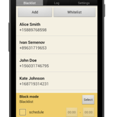 Blacklist Plus: Stop Unwanted Calls, Right Now!
