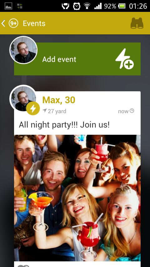 Friends reunited dating app