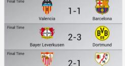 GoalTone: All the Latest Scores in a Few Seconds