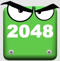 Angry 2048: Smashing Together Concepts and Fun