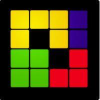 AlphaBlocs: Endless Moving, Rotating and Matching Fun