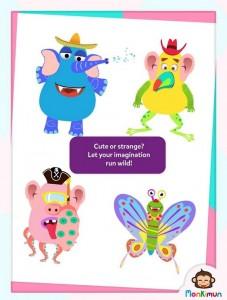 Monki Animal Builder Android Game
