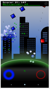 Defend the City! Android Game