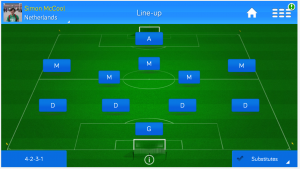 Online Soccer Manager (OSM) Android App
