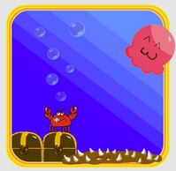 Race Along Under the Deep Blue Sea with Brave Octopus Adventure