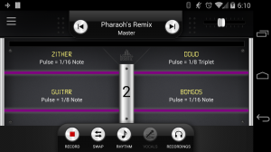 Beamz Android App