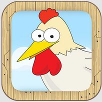Chicken Strike: An Arcade Game of a Fowl Nature