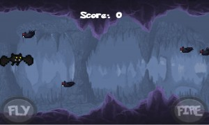 Lazer Bat Android Game