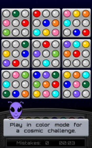 Sudoku In Space Android App Review